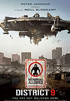 Recenzija: OKRUG 9 (District 9 )
